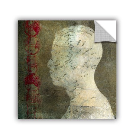 'Acupuncture' Removable Wall Art Mural