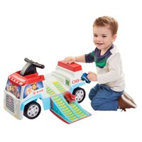 Deals on Paw Patroller Ride on Includes Chase and Marshall Mini Vehicles