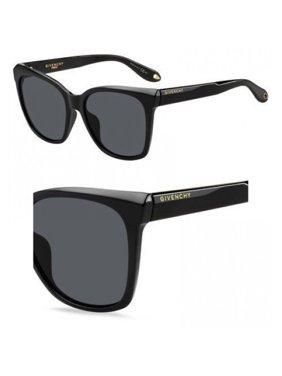 6c07ece6fb Product Image Sunglasses Givenchy Gv 7069  S 0807 Black   IR gray blue lens