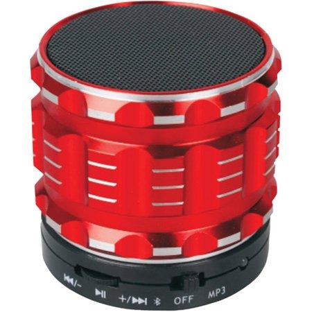 Naxa NAS-3060 Bluetooth Speaker, Red