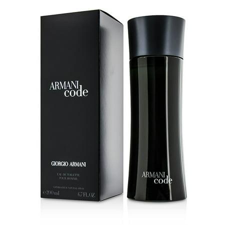 9c1c662653c1 Giorgio Armani Armani Code Eau De Toilette Spray 200ml 6.7oz Men s  Fragrance - Walmart.com