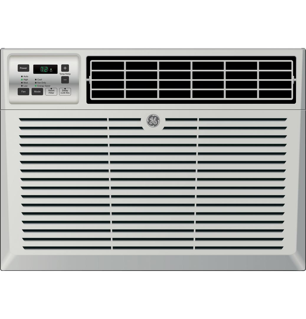 """GE AEM12AV 21"""" Energy Star Qualified Air Conditioner with..."""