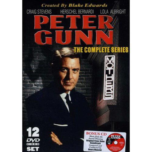 Peter Gunn: The Complete Series (Full Frame)