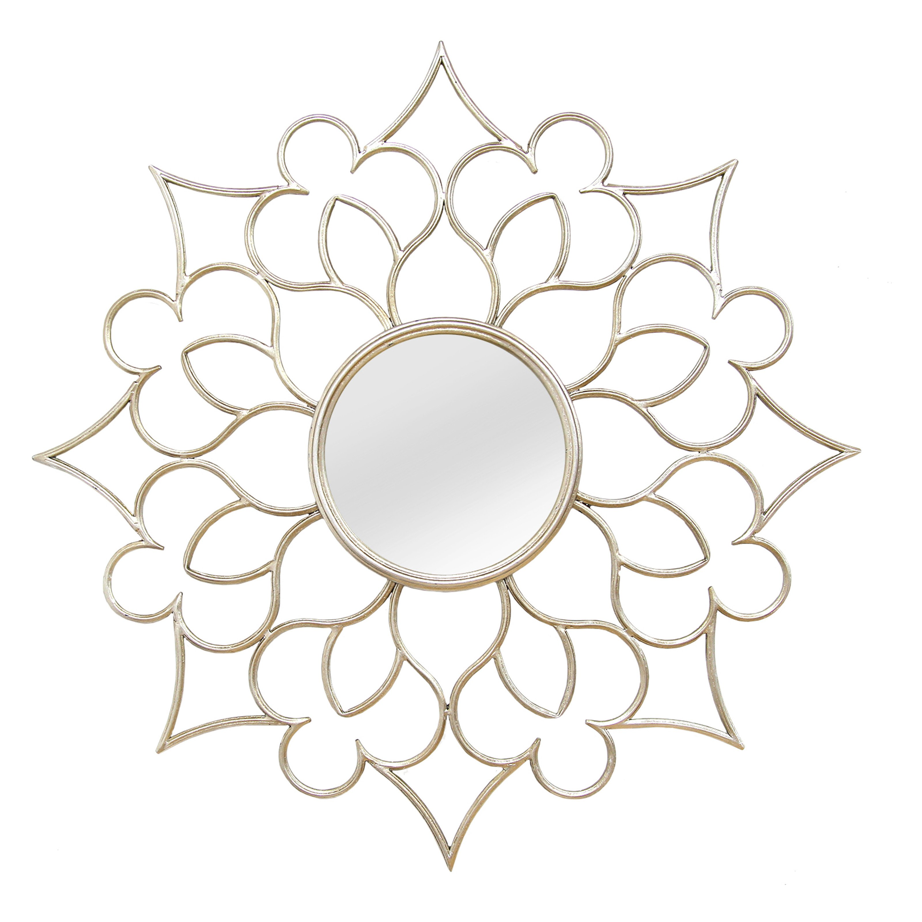 Stratton Home Francesca Wall Mirror by