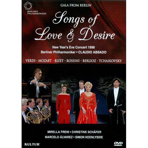 New Year's Eve Concert 1998: Songs Of Love & Desire