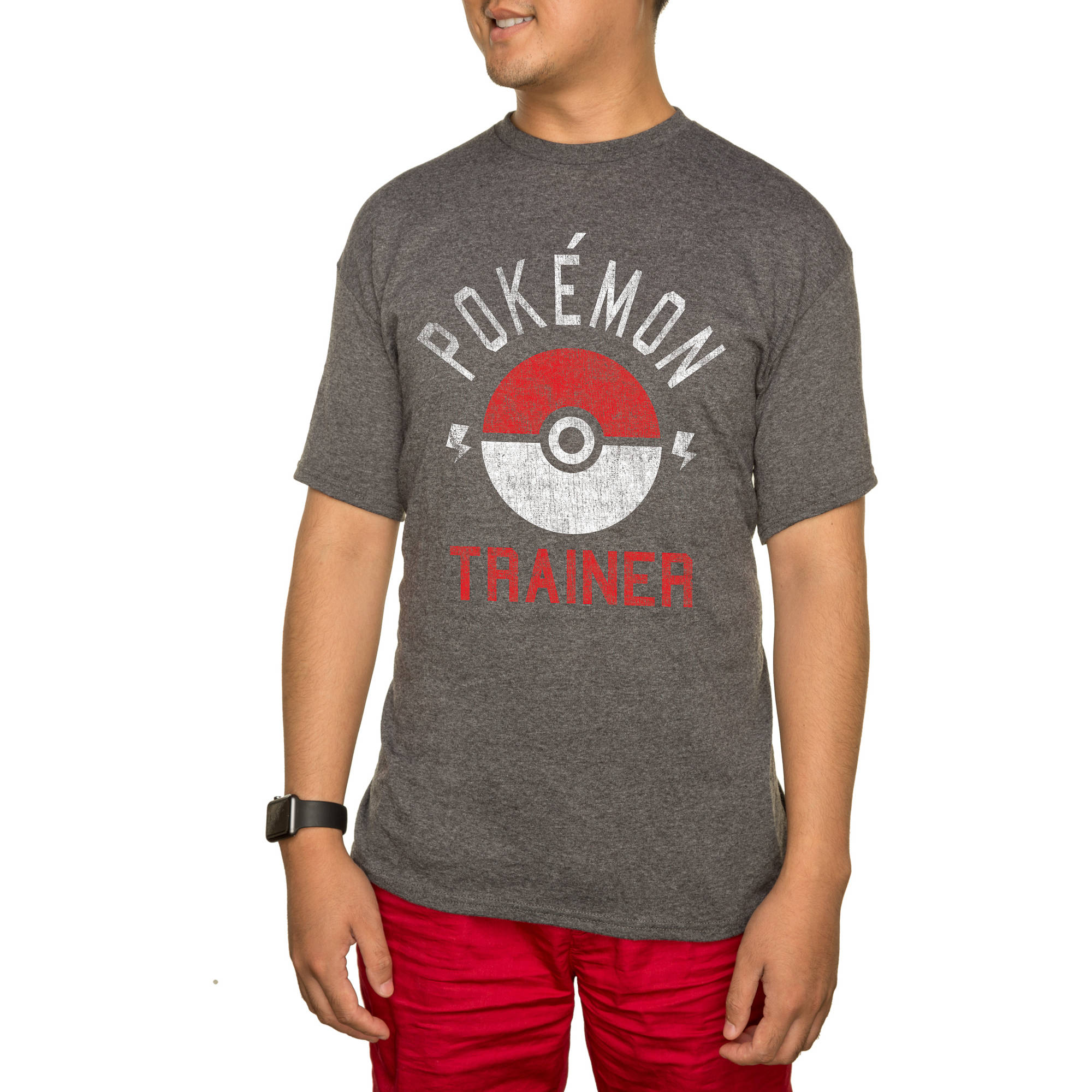 Pokemon Men's Poke Club Graphic Tee