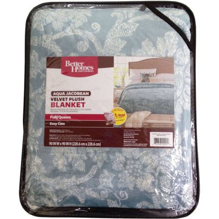 Better Homes Gardens Bhg Velvet Plush Blanket