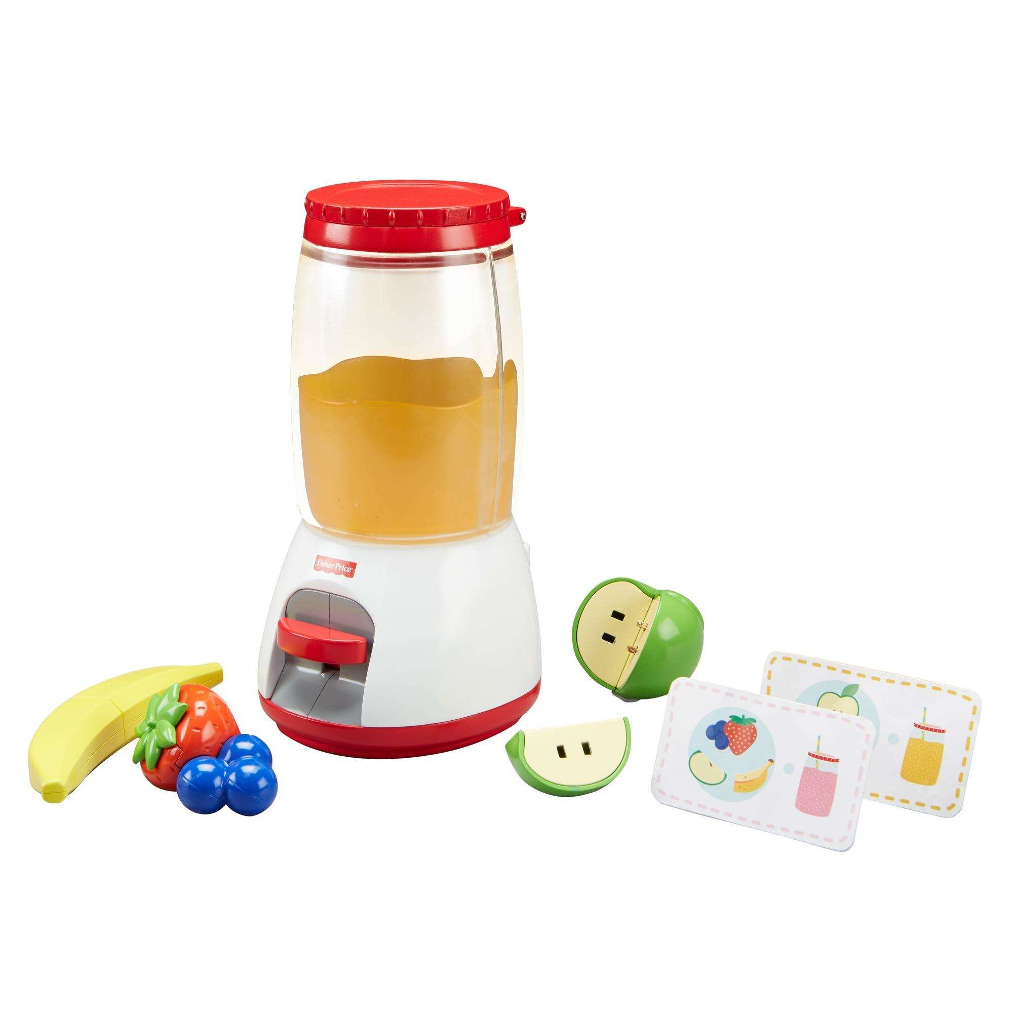 Fisher-Price Mix & Serve Smoothie Maker - Walmart.com
