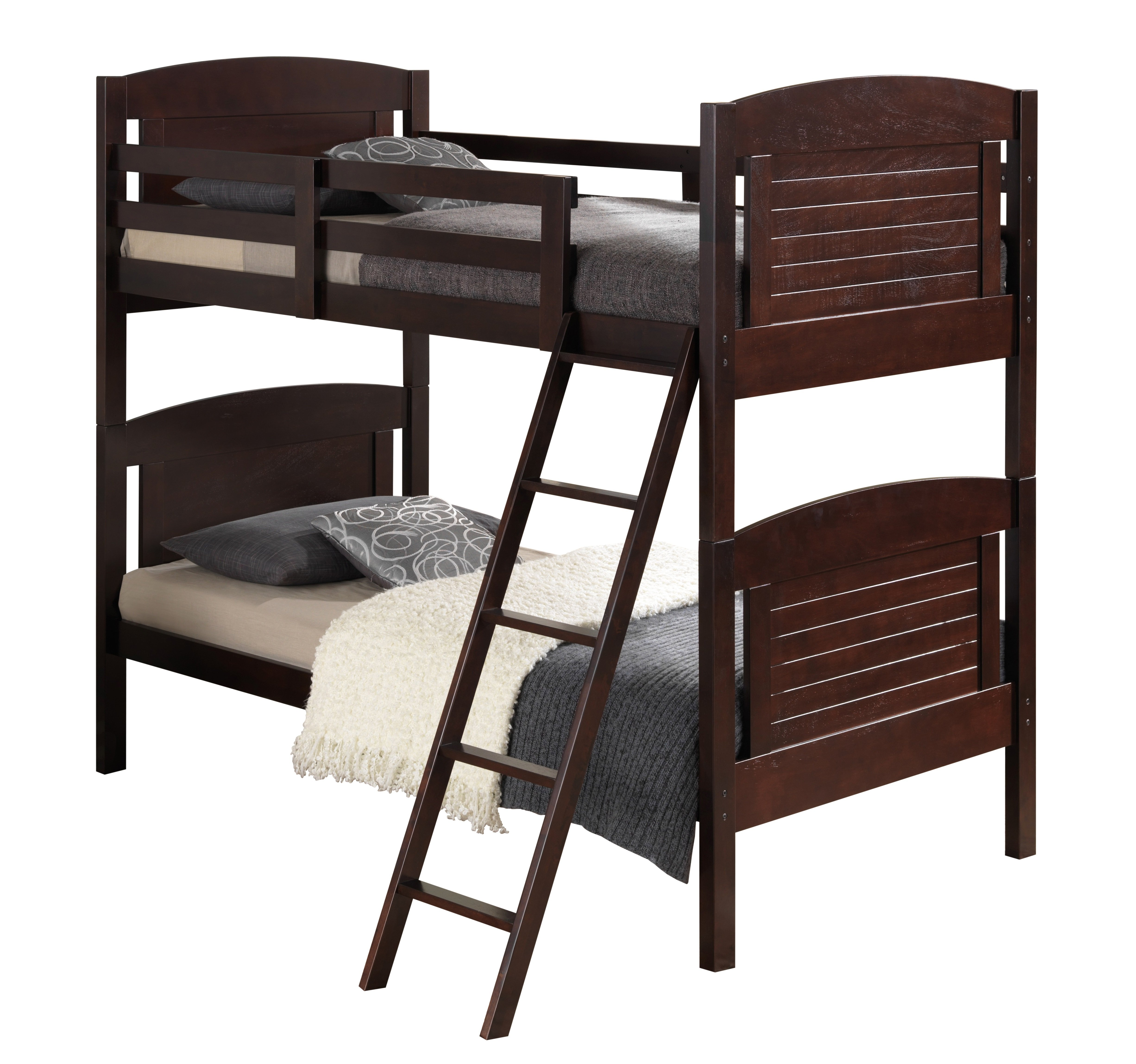 Exceptionnel Broyhill Kids Nantucket Twin Over Twin Bunk Bed   Walmart.com