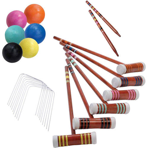 DMI Champion Croquet Set