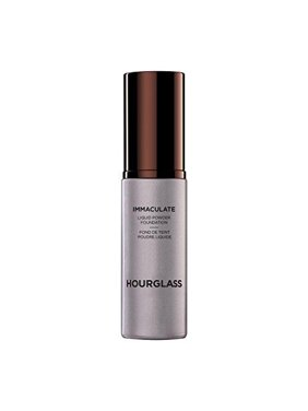 hourglass ~ porcelain - very fair with yellow undertones ~ immaculate liquid powder foundation mattifying oil free 1 oz.