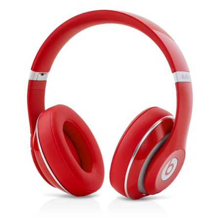 BeatsByDre STWR Studio Wireless Over-ear Headphones Red