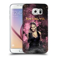 OFFICIAL WWE NATALYA HARD BACK CASE FOR SAMSUNG PHONES 1