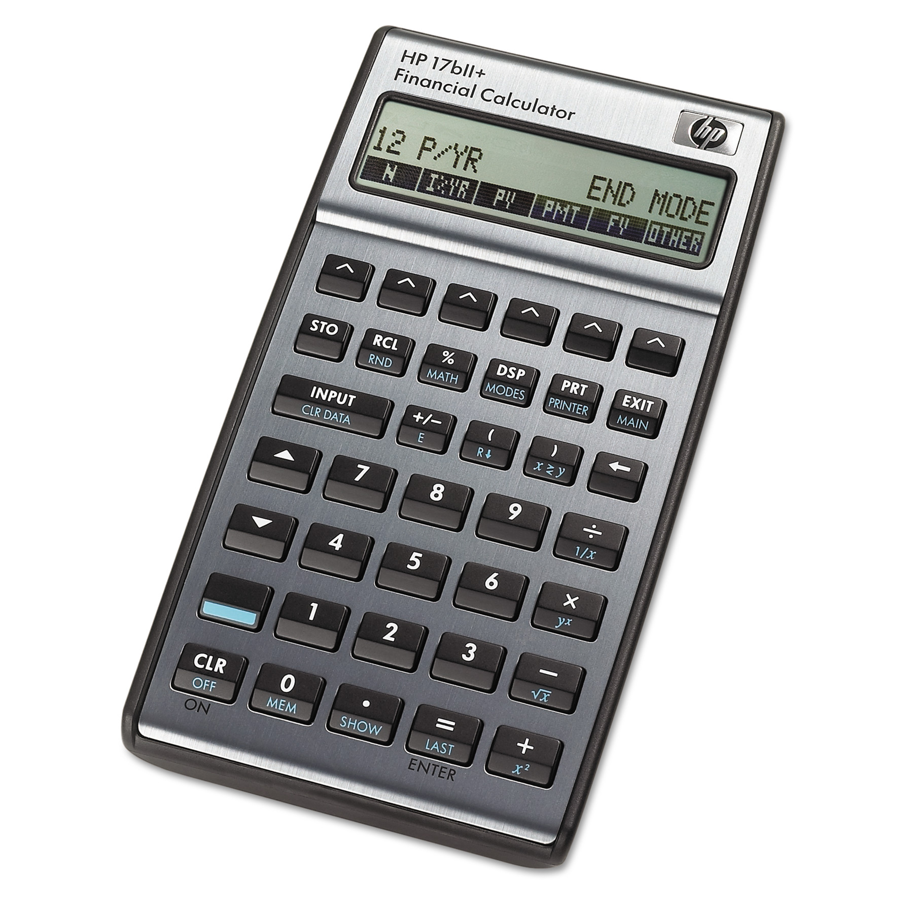 HP 17bII Financial Calculator 22Digit LCD Walmart – Financial Calculator