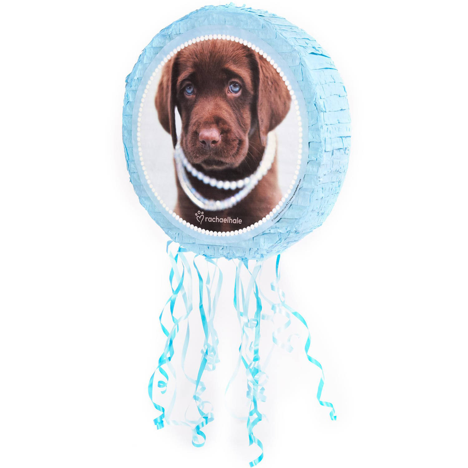 rachaelhale Glamour Dogs Pull-String Shaped Pinata