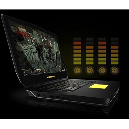 REFURBISHED Alienware 17 R4 Supreme Gaming machine with Tobii IR  Eye-tracking VR Ready i7-6700HK 16GB 512GB Drive