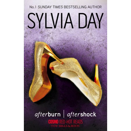 Afterburn & Aftershock: Afterburn / Aftershock (Cosmo Red Hot Reads) (Paperback)