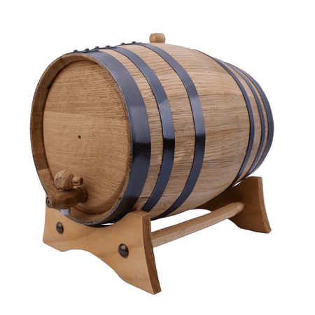10 Liters American White Oak Wood Aging Barrels | Age your own Tequila, Whiskey, Rum, Bourbon, Wine... ()