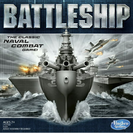 Battleship Game, by Hasbro - Prefix Game
