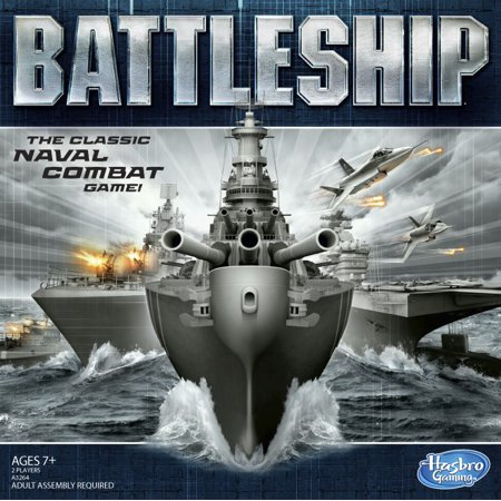 Battleship Game, by Hasbro Games - A Halloween Hangman Game