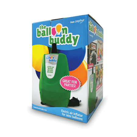 The Balloon Buddy Electric Air Inflator - Balloon Tank