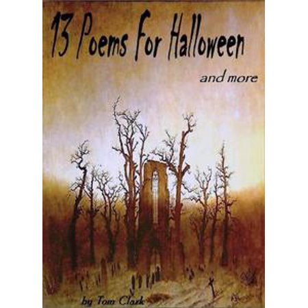 13 Poems for Halloween and more - eBook