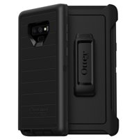 OtterBox Defender Series Pro Phone Case for Samsung Galaxy Note 9 - Black
