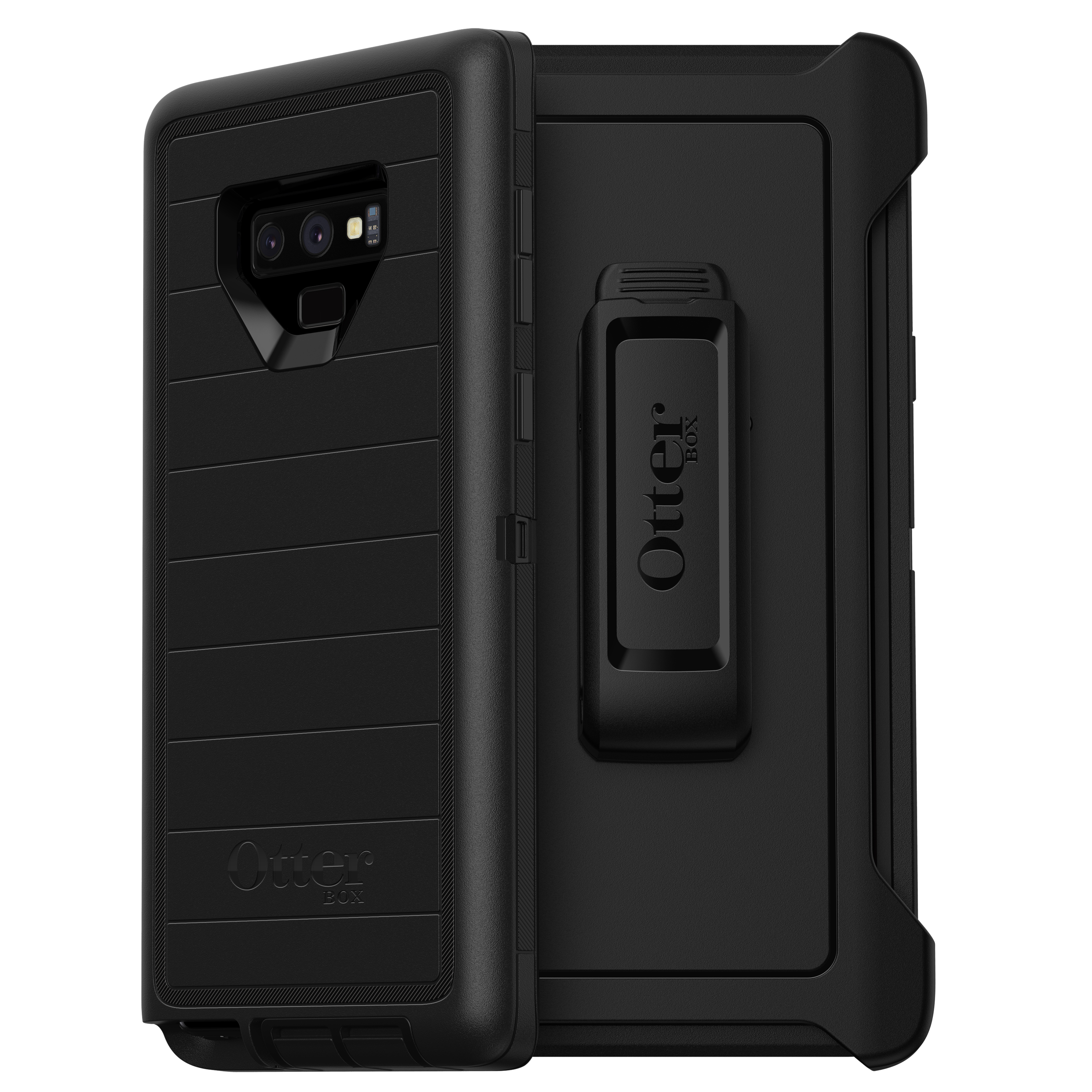 OtterBox Defender Pro Series Case for Galaxy Note 9, Black