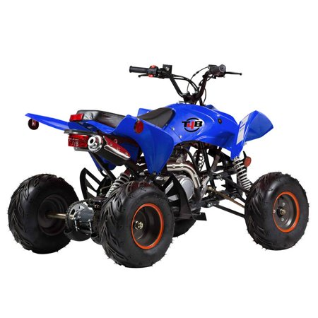T4B T1 REBEL ATV 110cc KIDS Dirt Quad Recreational Outdoors, Off-Road, All Terrain, 4 stroke, single-cylinder, air-cooled - Green - image 1 de 5