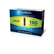 WaveSense Jazz Test Strips, 100 Count Box