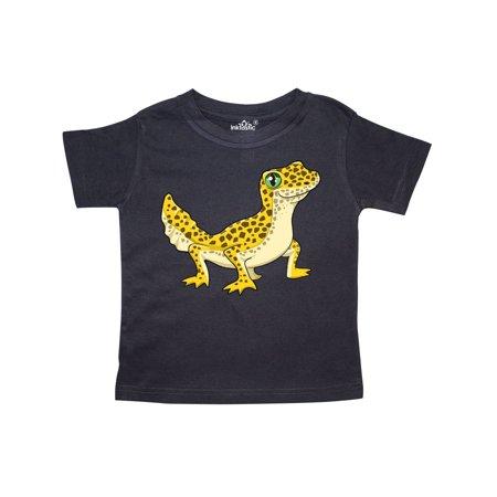 c0b476974ec Inktastic - Cute Leopard Gecko Toddler T-Shirt - Walmart.com