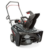 "Briggs & Stratton 22"" 208cc Single Stage Electric Start Gas Snow Thrower 1696715"