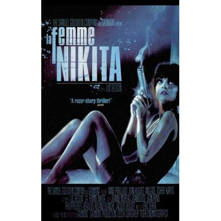 La Femme Nikita POSTER Movie C (27x40)