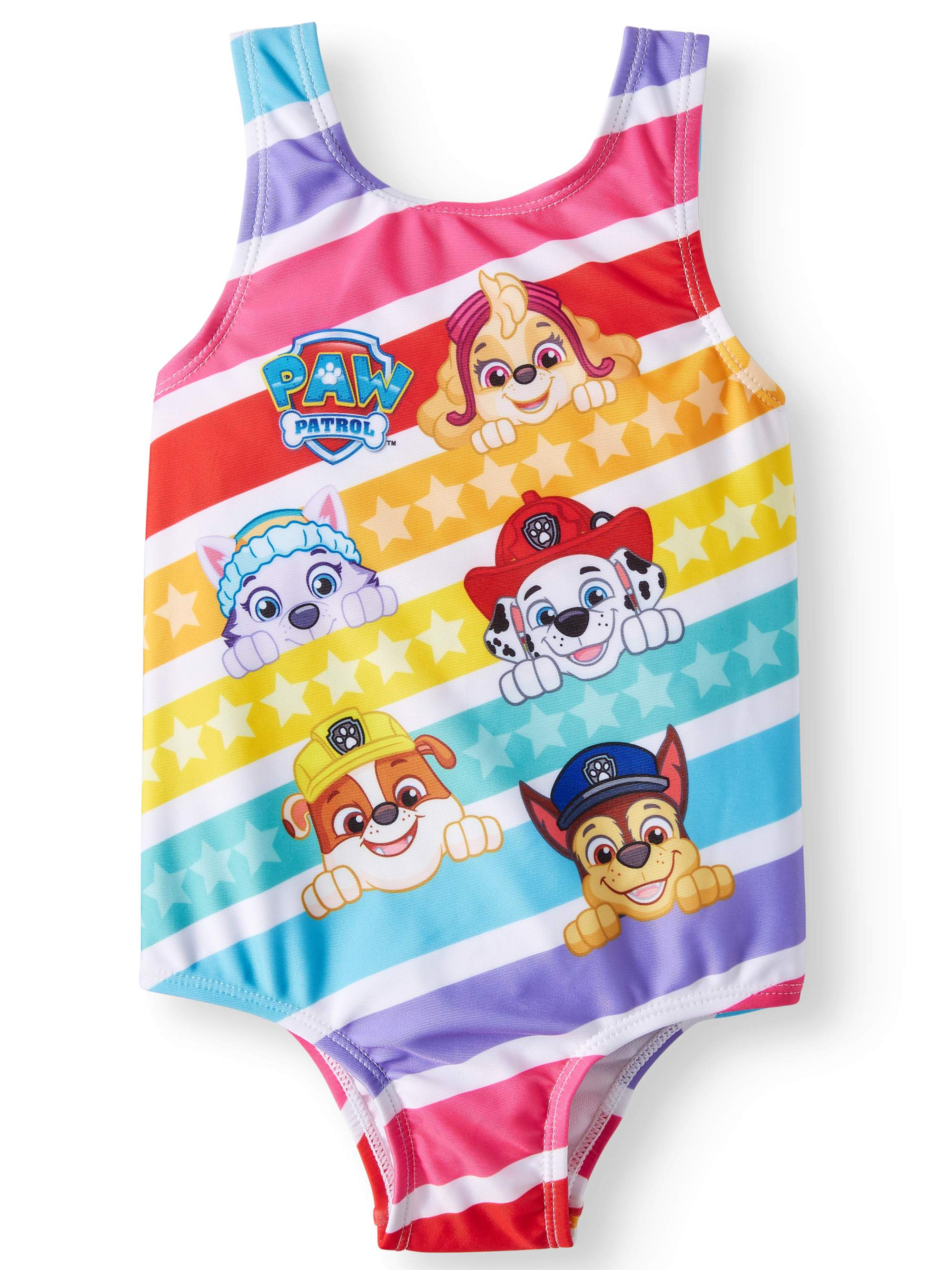 Toddler Girls' One Piece Swimsuit