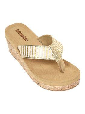d97f653cf Tidewater Sandals Womens Sandals   Flip-flops - Walmart.com