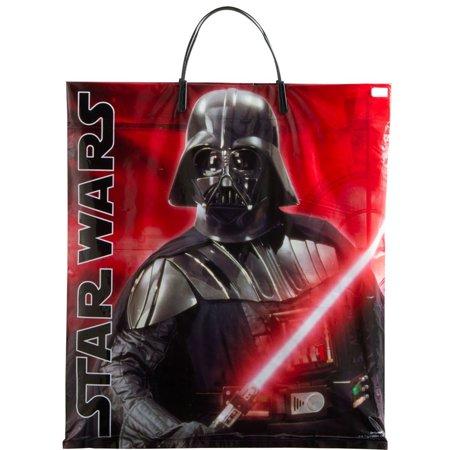 STAR WARS DELUXE PLASTIC LOOT BAG