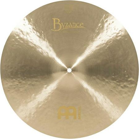 Meinl Byzance Jazz Thin - Meinl Byzance Jazz Medium Thin Crash Cymbal