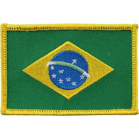 Brazil Rectangular Patch