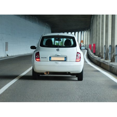 LAMINATED POSTER Tunnel Auto Traffic Road Free Ride Driving A Car Poster Print 24 x - Drive Free Car