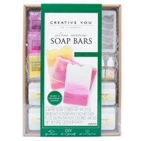 Creative You D.I.Y. Citrus Sunrise Soap Bars
