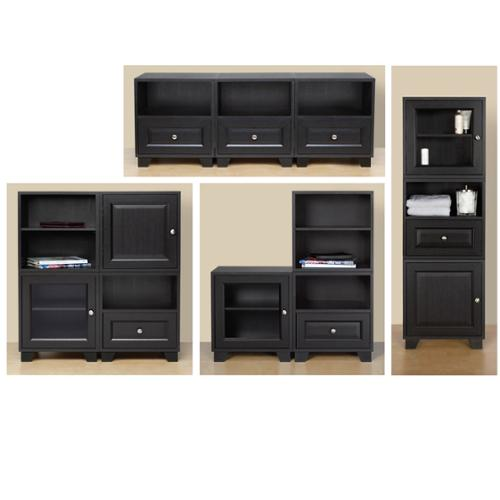 'The Cube' Modular Storage / Organization System The Cube Set of 4 Base Legs - White