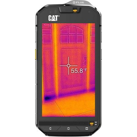 Caterpillar CAT S60 Rugged GSM Smartphone (Unlocked), Black