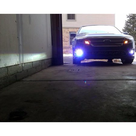 New 2010 2011 2012 Ford Fusion Remote Controlled Fog Lamps Lights Kit Lbl Lighting Fusion Kit