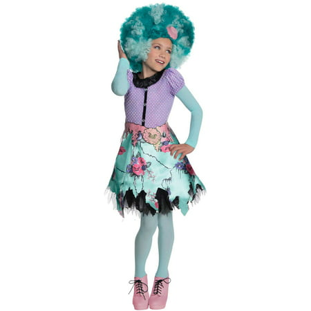 Monster High HONEY SWAMP CHILD MEDIUM](Halloween Swamp)