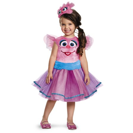 Abby Tutu Deluxe Child Costume