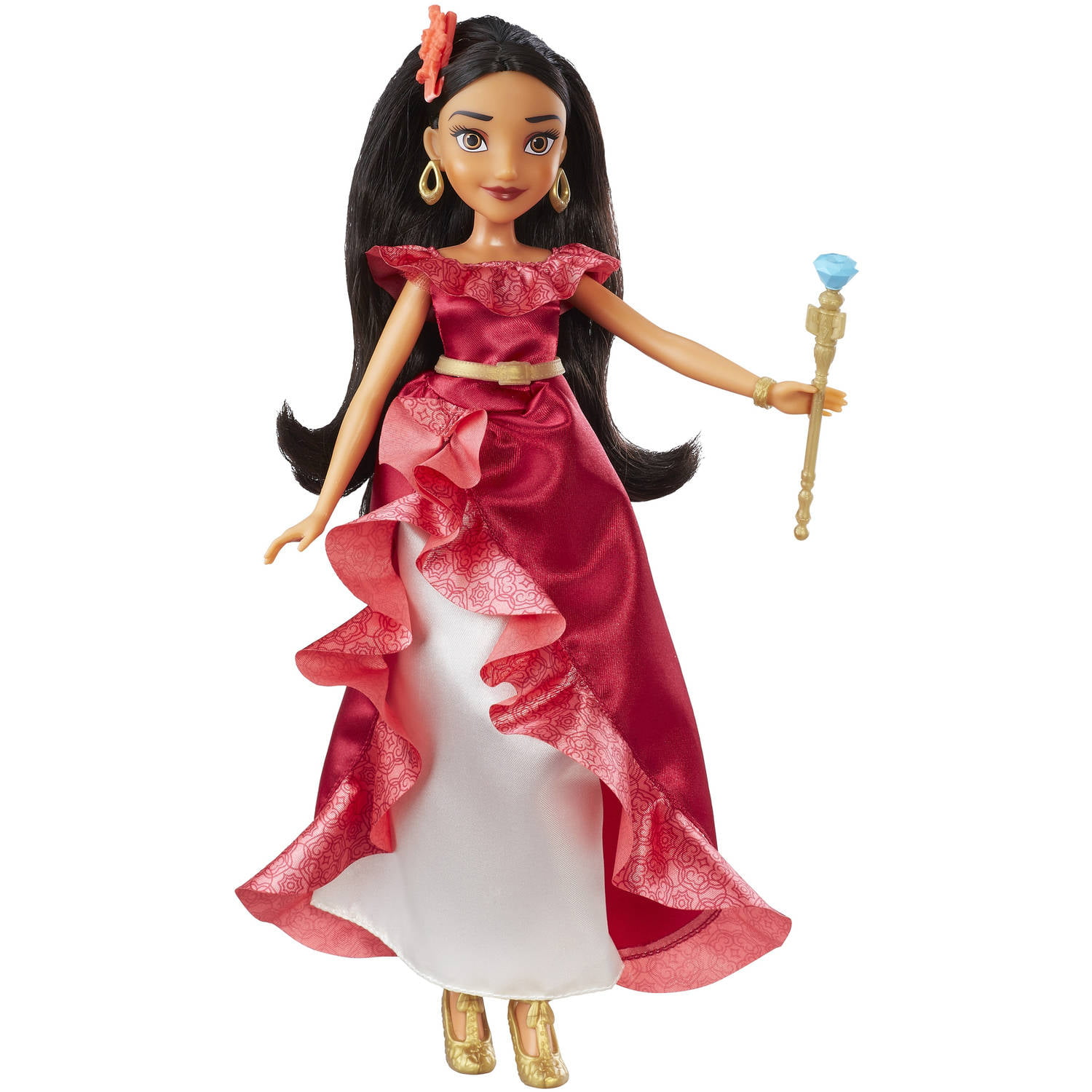 Disney Elena of Avalor Adventure Dress Doll by Hasbro