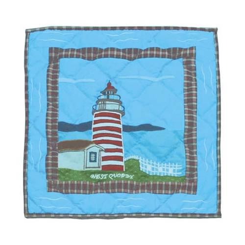 Lighthouse Gallery Toss Pillow