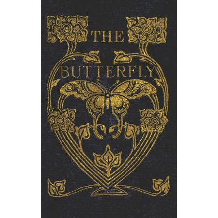 The Butterfly: 5x8 Journal Notebook Paperback