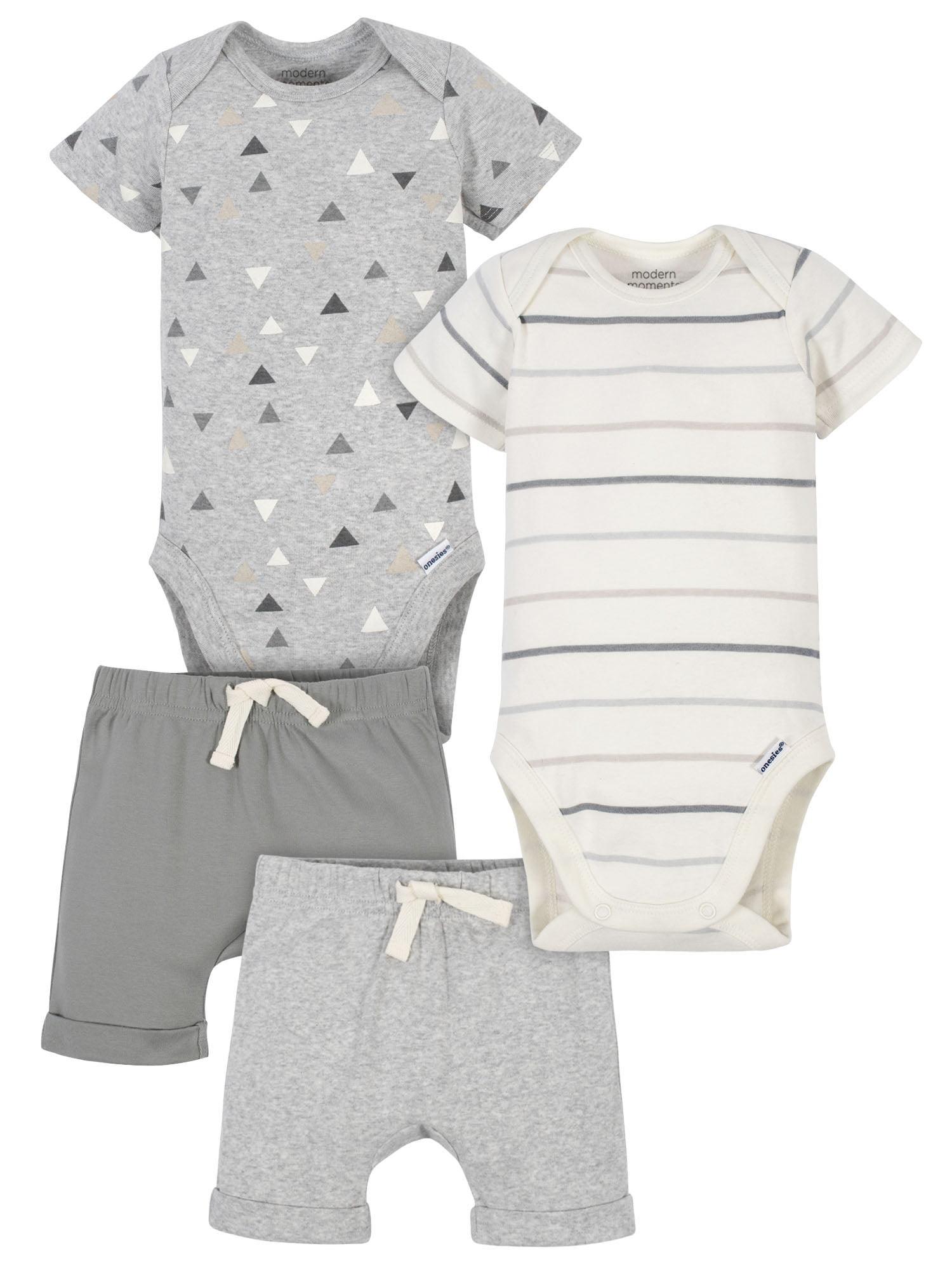 Unicorn Tears Baby Onesie O-Neck Short Sleeve Romper Clothes Organic Cotton Suit Kids Boys Girls