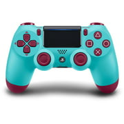 Sony PlayStation 4 DualShock 4 Controller, Berry Blue